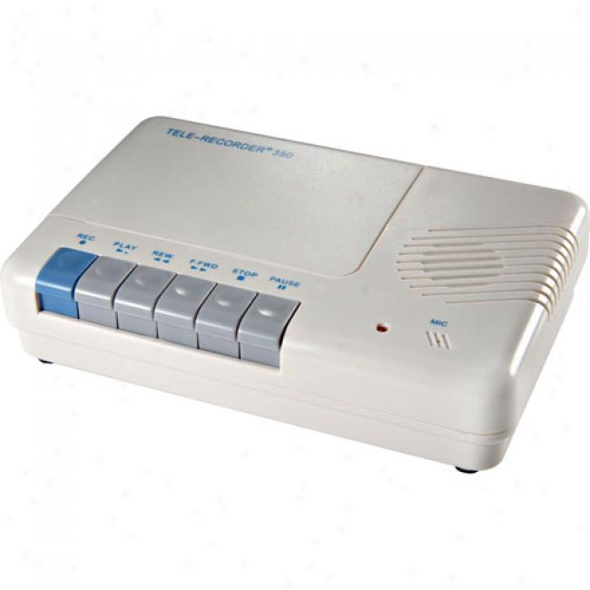 Daval Tr-350 Telephone Recorder