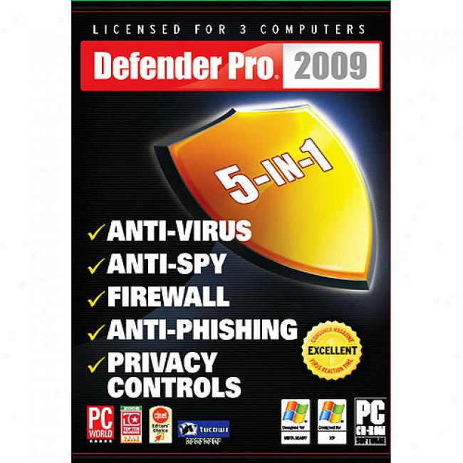 Defender Prp 5-in-1 2009 (pc)