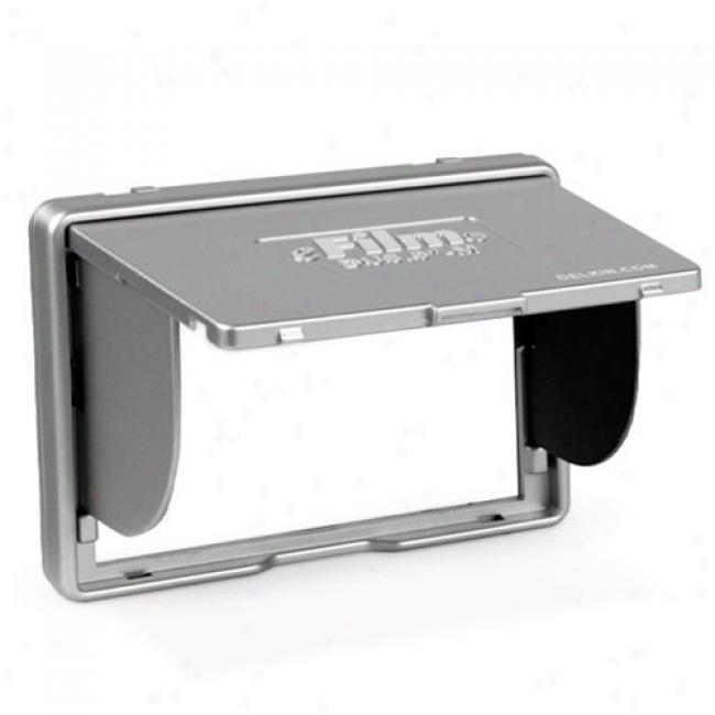 Delkin Digital Camera Lcd Pop-up Shade, 3