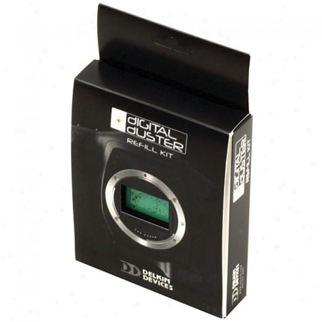 Delkin Digital Slr Camera Sensorscope Refill Outfit