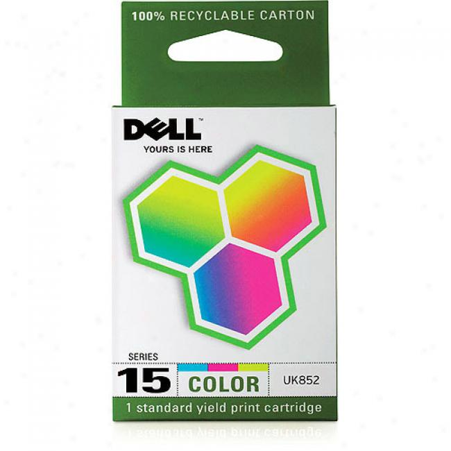 Dell 15 Standard Yield Color Cartridge