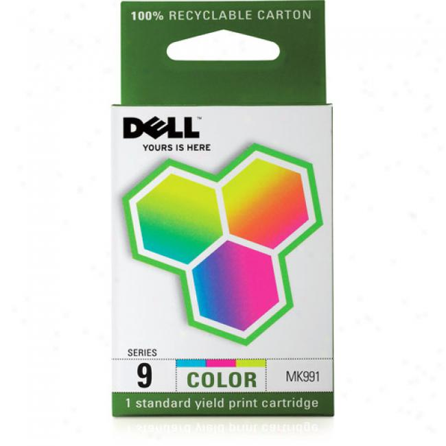 Dell 926S tandard Capacity Ink Cartridge, Color