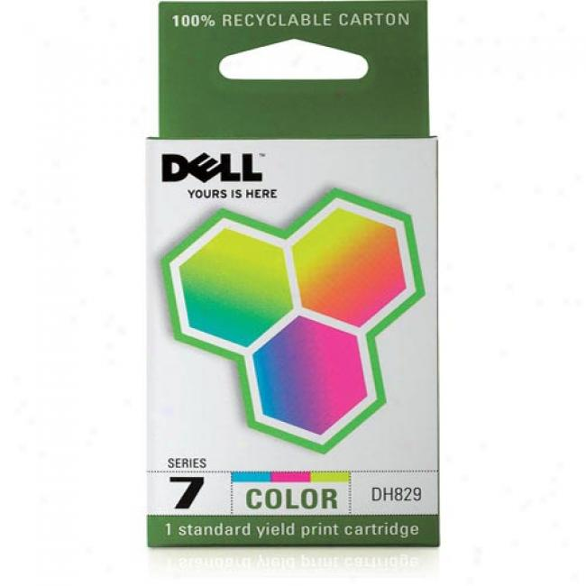 Dell Succession 7 Color Ink For 968 All-in-one Printer, 966 All-in-one