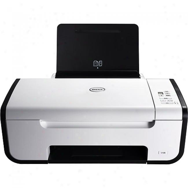Dell V150 All-in-one Printer, Copier & Scanner
