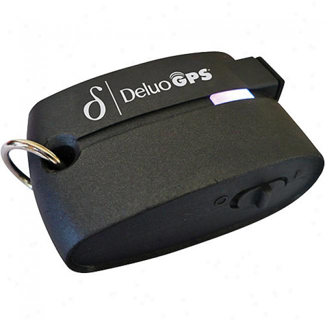 Deluogps Bluetooth/gps Keychain For Smartphones & Laptops
