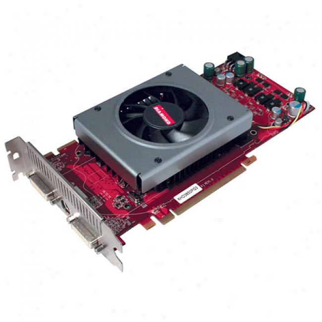 Diamond Multimedia Viper Radeon Hd 3850 Graphics Card