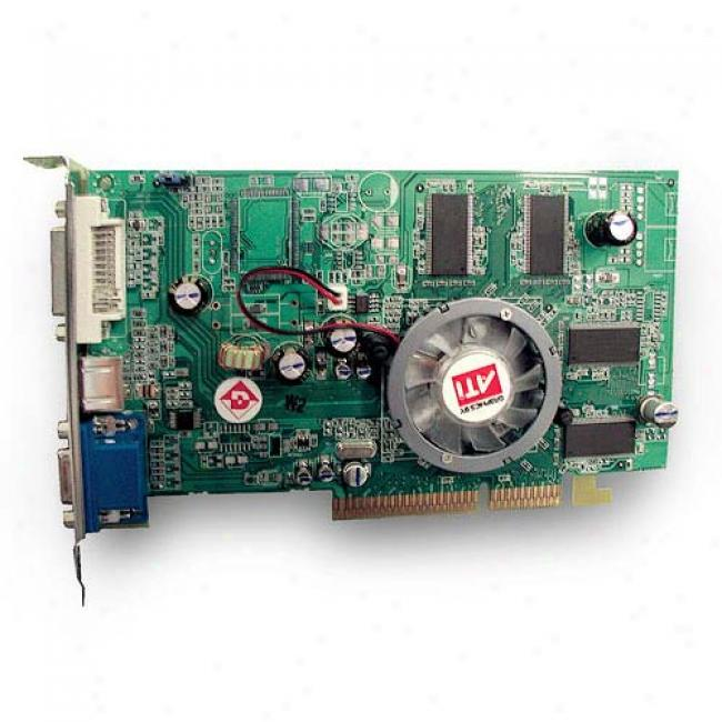 Diamond Stealth S120 Ati Radeon 9550 256mb Agp Video Card