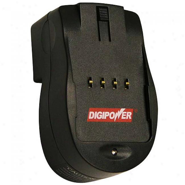 Digipower Dps-601 3 Hour Aa Rechargeable Battery Kit With 4 2100mah Endure Aabatteries
