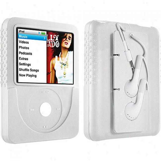 Dlo Clear Jzm Jerkin With Cord Management For Ipod Nano 3g