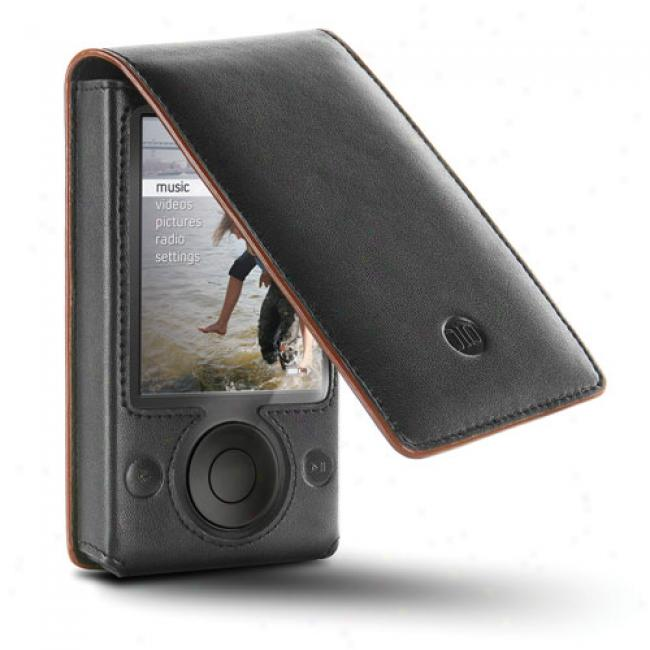 Dlo Folio For Microsoft Zune, Clear