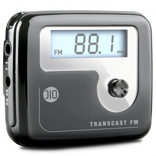 Dlo Transcast Fm Transmiter For Mp3 Players, 0092007