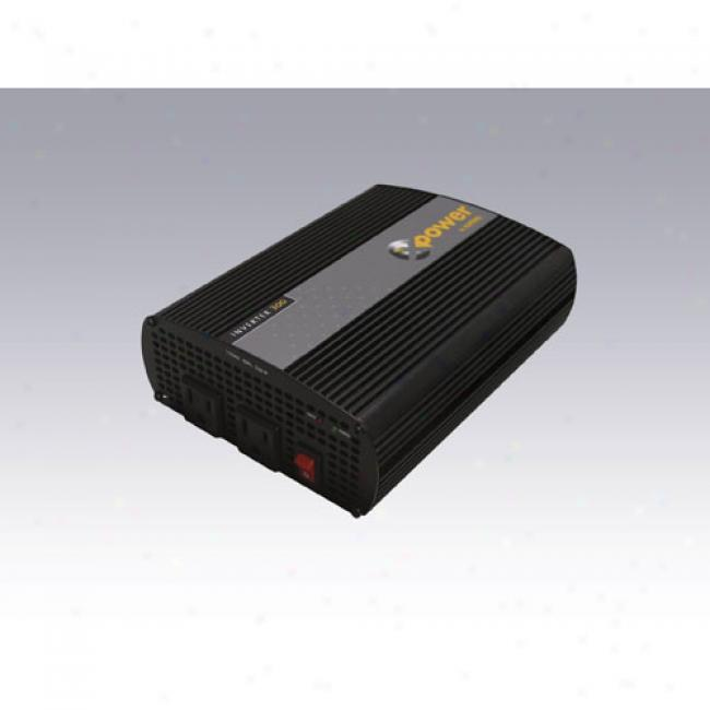 Duracell - Xpower 300-watt Compact Power Inverter
