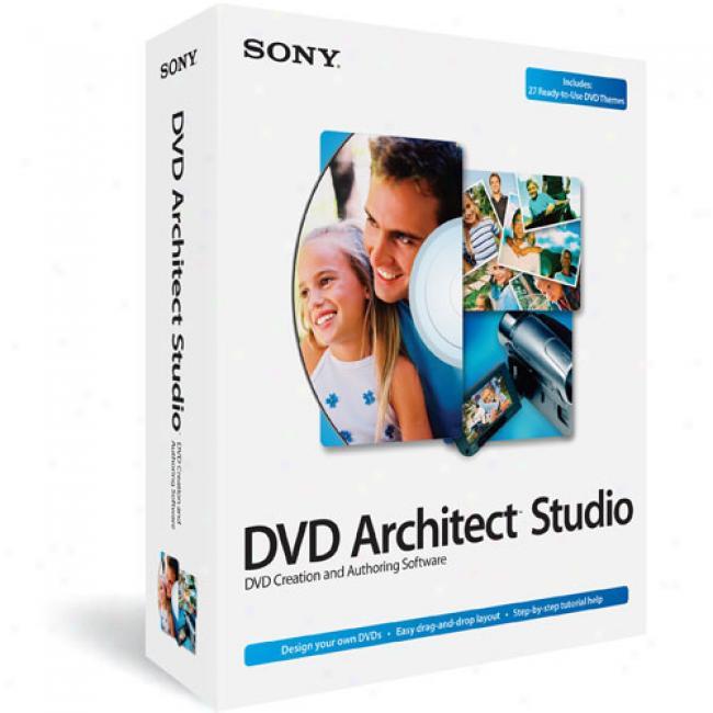 Dvd Architect Studio 4.5