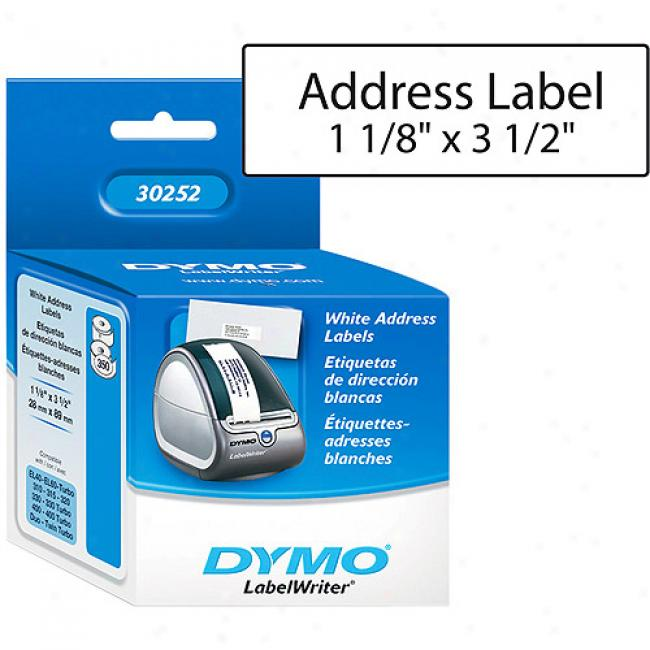 Dymo Address Labels, 1.12