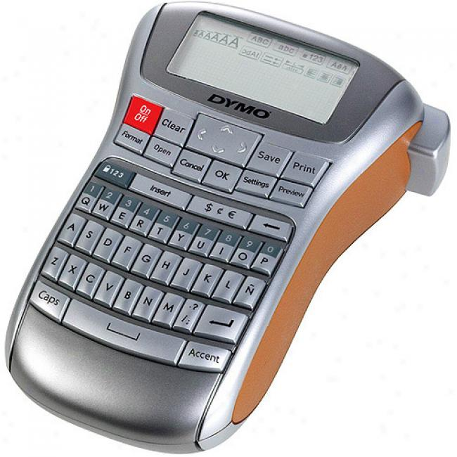 Dymo Labelmanager 220p Portable Label Maker