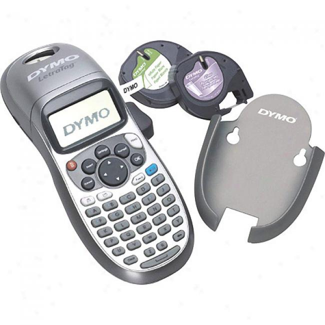 Dymo Letratag Plus Personal Label Maker, Lt-100h