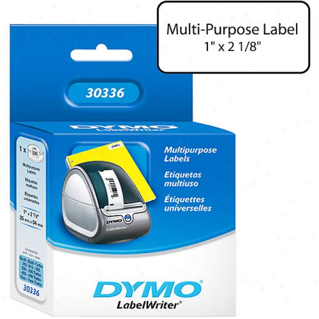 Dymo Multipurpose Label, 1