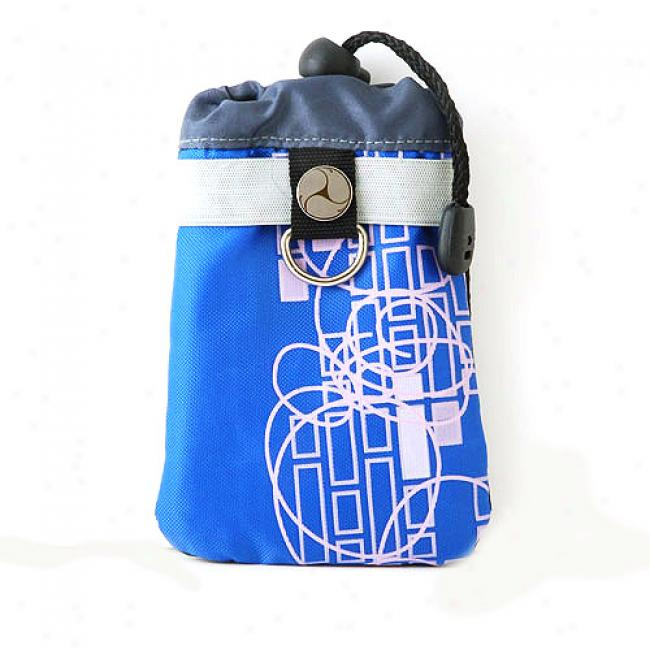 Eco Trends Universal Pouch For Digital Cameras, Mini Camcorders, Mp3 Players And More, Blue