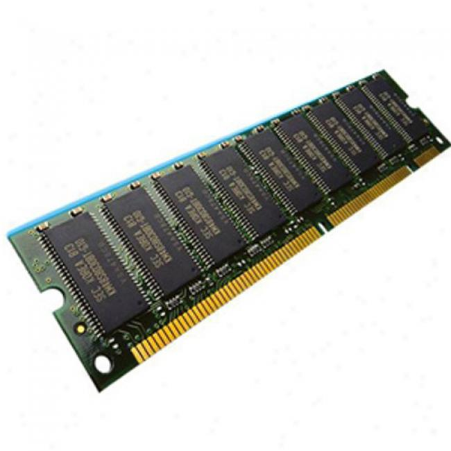 Edge 128mb Pc-133 168-pin Sdram Module, 100mhz