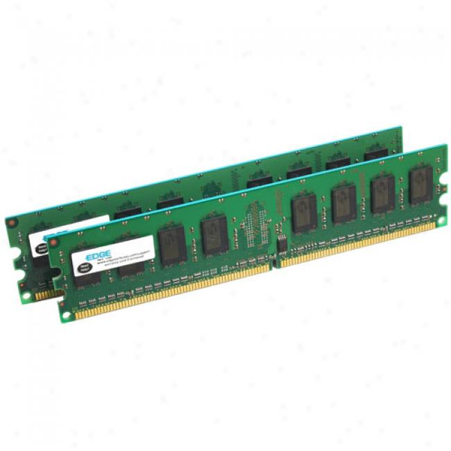Edge 4gb Pc2-5300 Ddr2 240-pin Sodimm Desktop Pc Memory Module Kit