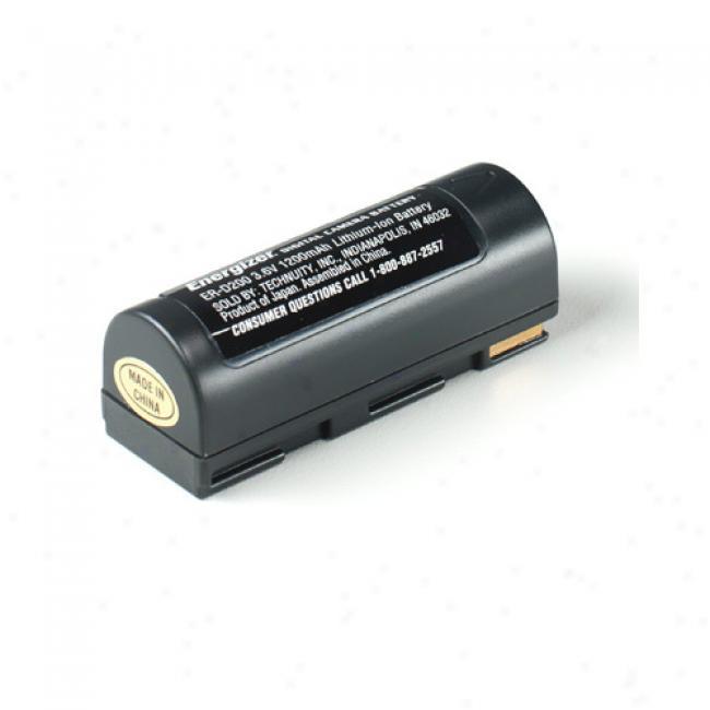 Energizer Er-d200lithium Ion Digital Camera Battery