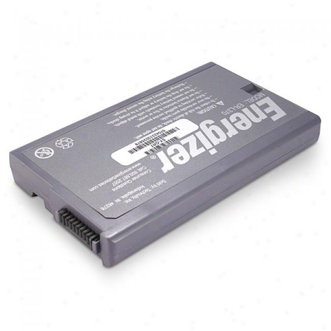 Energizer Er-l370 Laptop Computer Battery For Sony