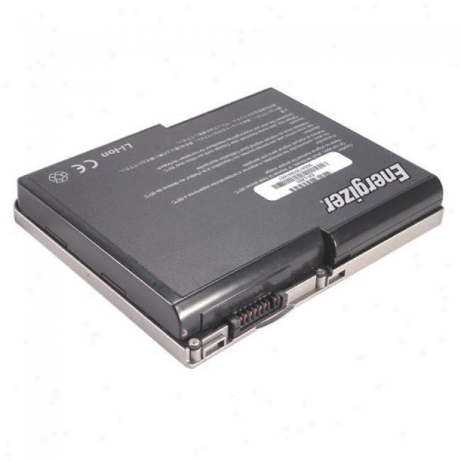 Energizer Er-l800 Laptop Computer Battery For Fujitsu