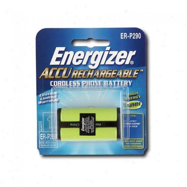 Energizer Er-p290 Cordless Phone Battery