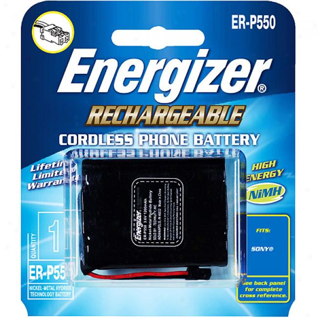 Energizer Er-p550 Nimh Cordless Phone Battery