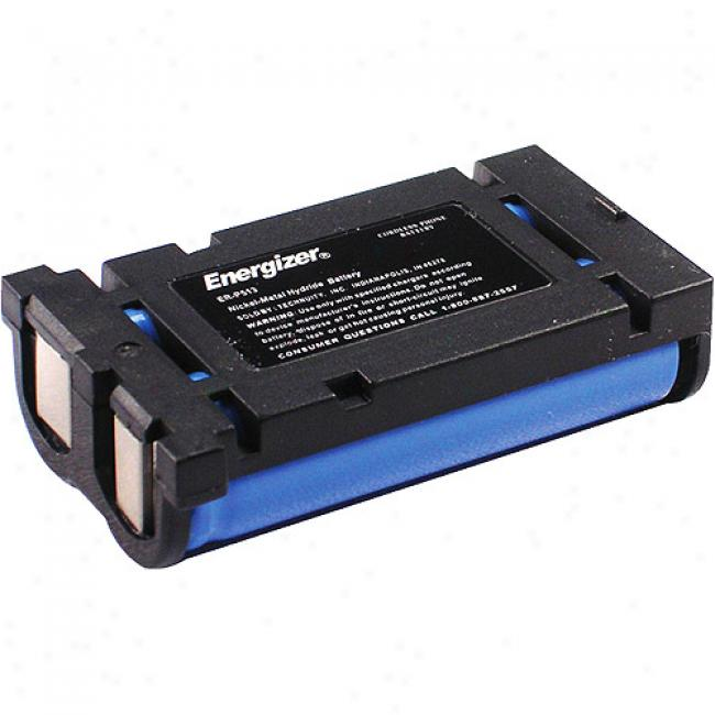 Energizer Nimh Cordless Phone Battery Er-p513