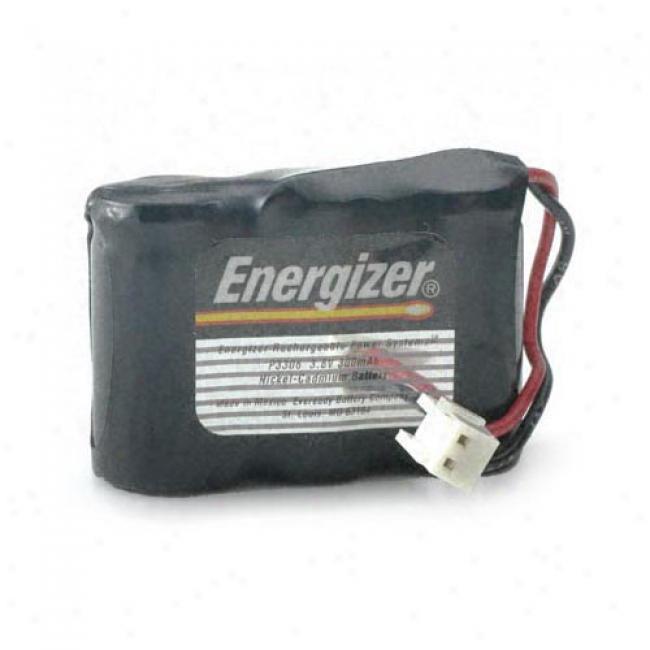 Energizer P-3391 Nickel Cadmium Cordless Phone Battery