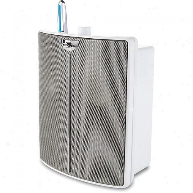 Eos Wireless Additional White Stereo Satellite Remote Wireless Chairman