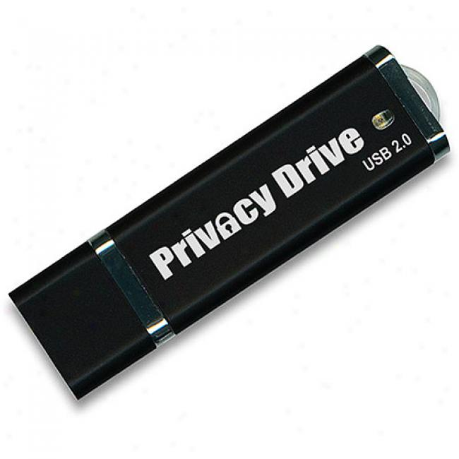 Ep Memory 16gb Usb 2.0 Mobile Vault / Privacy Flash Drive