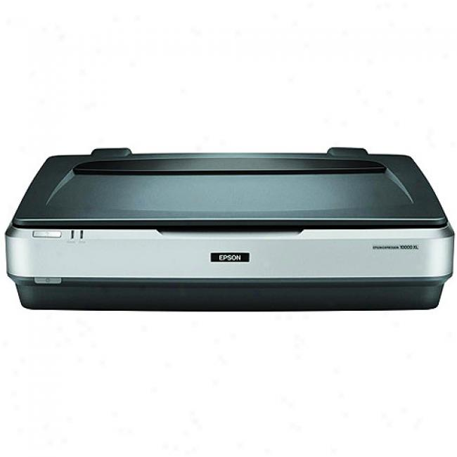 Epson Expression 10000xl Expression Photo Flatbed Scanner