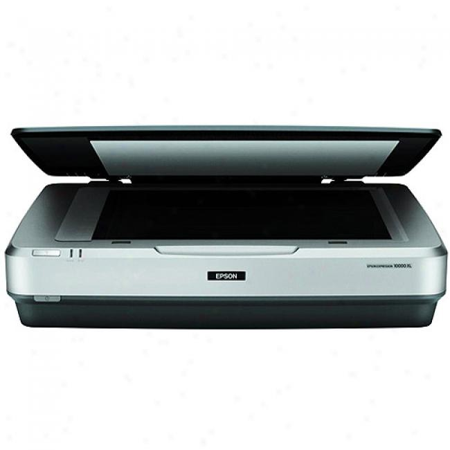 Epson Expression E10000xl-ga Graphic Arts Flatbed Scanner