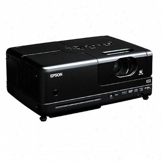 Epsonn Movie Mate 55 Projector Dvd & Music Mimic Combo