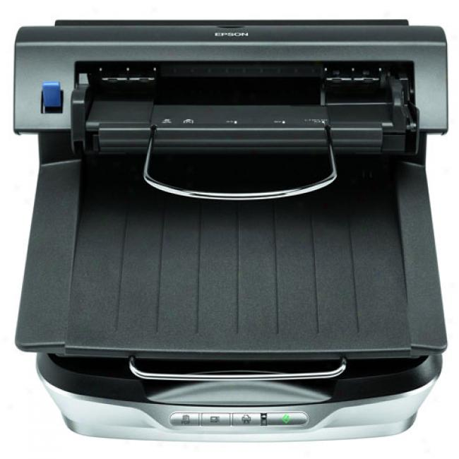 Epson Perfection 4490 Office Photo Scanner