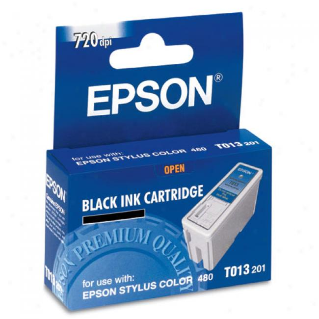 Epaon T013291 Black Ink Cartridge