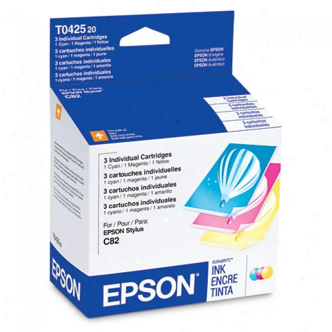 Epson T042520 Multi-pack Ikn Cartridges