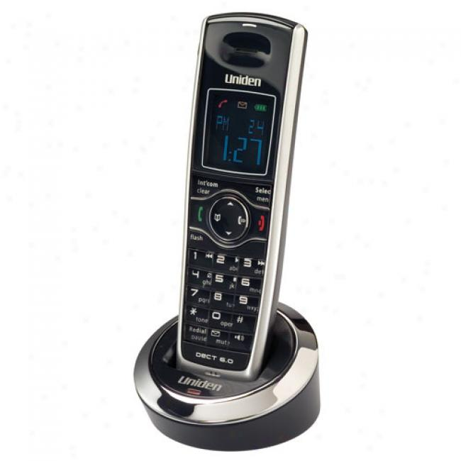 Extra Handset For The Uniden Dcx300 Dect6.0 Cordless Phone