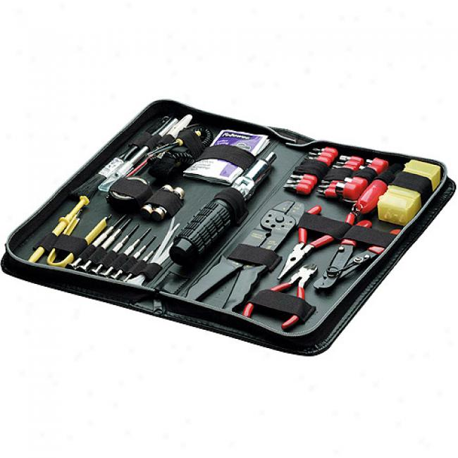 Fellowes 55-piece Computer Maintemabce Tool Kit