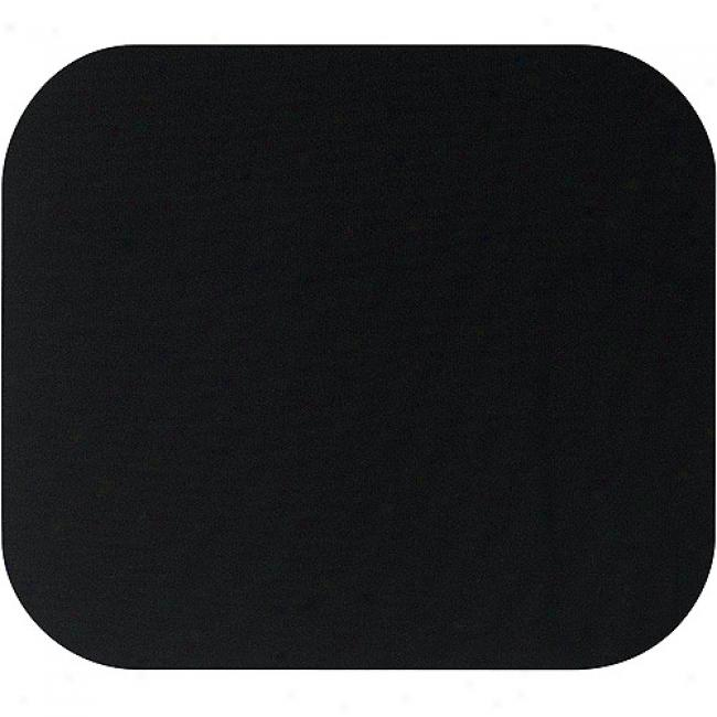 Fellowes Medium Mouse Pad, Black