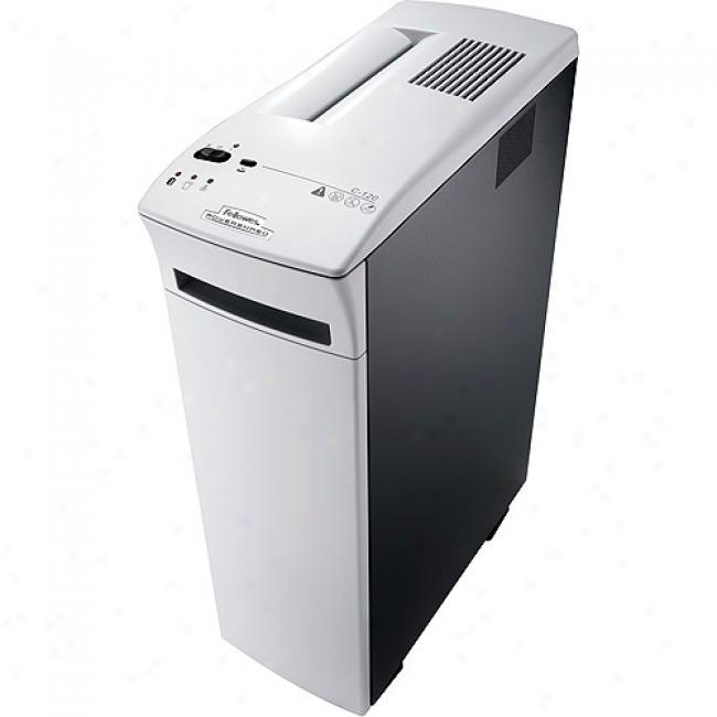 Fellowes Powershred 120-2 Strip-cut Paper Shredder