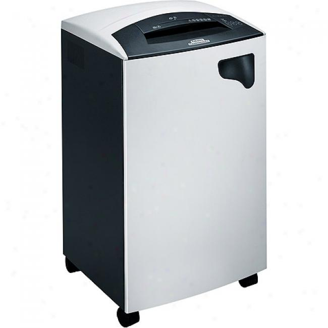 Fellowes Powershred 320-c2 Confetti-cut Shredder