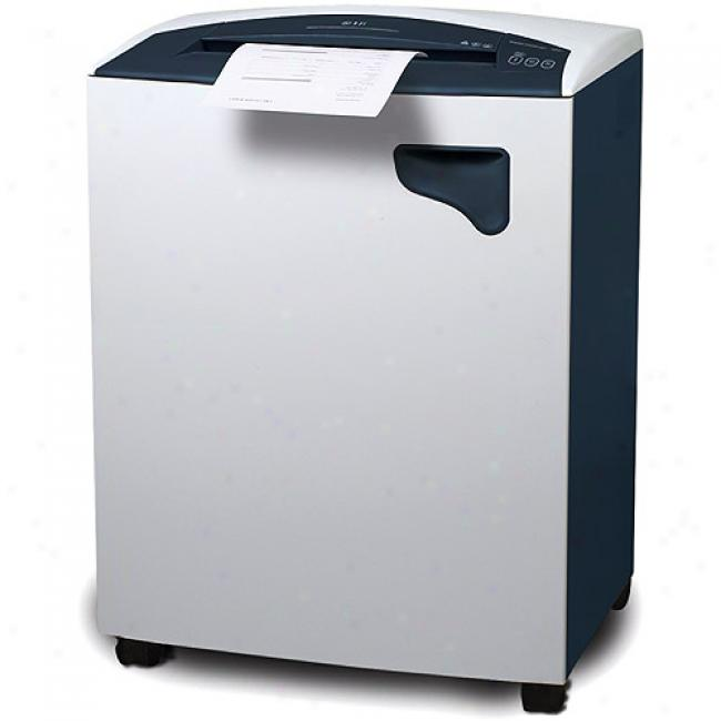 Fellowes Powersured 380c-2 Cross-cut Shredder
