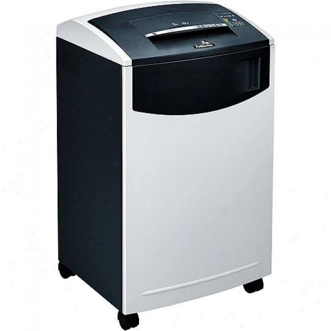 Fellowes Powershred 420 Confetti-cut Shredder
