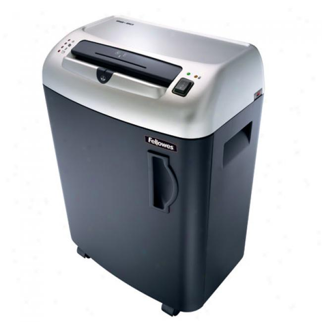 Fellowes Poershred Sb-80 Office Shredder