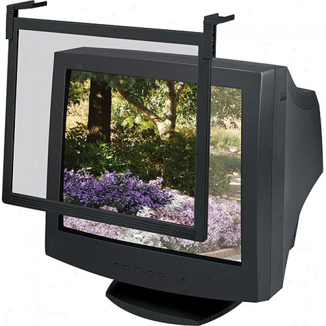 Fellowes Standard Glare Filter For 16-17