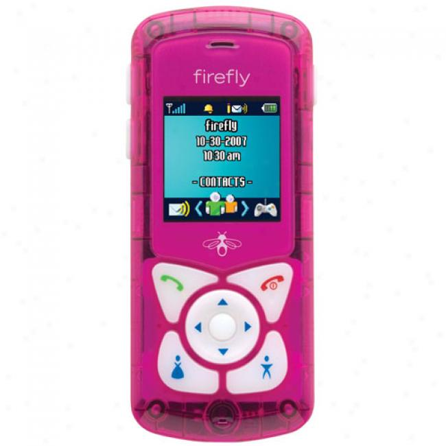 Firefyl Glowphone Cell Phone For Girls
