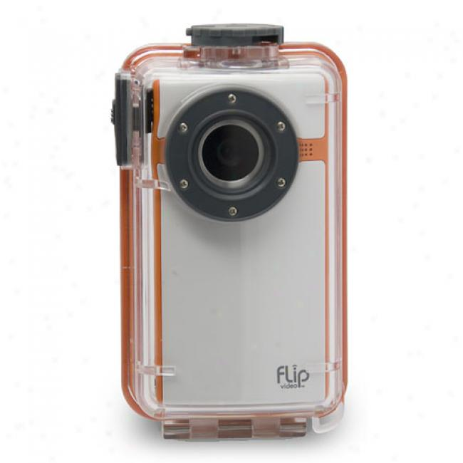 Flip Video Underwater Case For Flip Video Ultra Camclrders